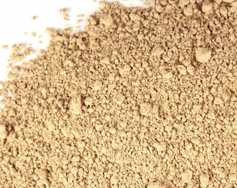 Fullers Earth Powder 1 oz. clay great for acne