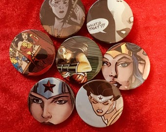 Comic Badges