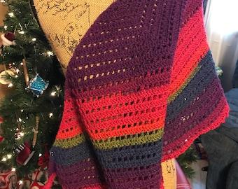 Chimera triangle scarf