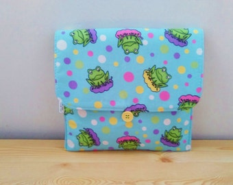 Baby Bag, diaper bag, diapers bag,baby travel bag,baby clothes bag,frog,frogs bag,new born bag,baby shower party,baby shower gift,baby pouch