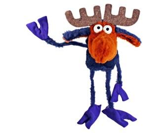 Moose Hand Puppet