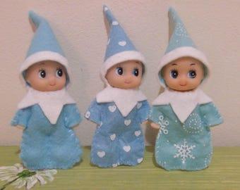 Baby Christmas Elf
