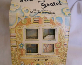 Lothrop Hansel & Gretel House Book 1982