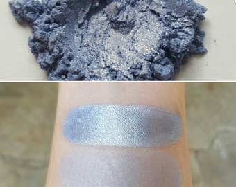 Shiva - Light Blue, High Sparkle, Mineral Eyeshadow, Mineral Makeup, Vegan