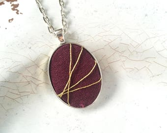 Minimalist Jewelry. Gift for Her. Jewelry for Her. Gift from Daughter. Mom Gift. Geometric Necklace.