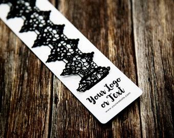 "Hanging Choker Cards | 2x10"" Set of 24 | Choker Display Cards | Necklace Cards | Choker Jewelry Cards"