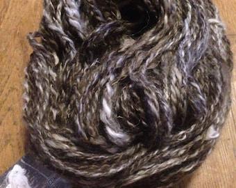 Lockspun Kid Mohair Art Yarn, Sumac-dyed, #2
