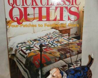 Quick Classic Quilts by Marsha McCloskey - Free Shipping