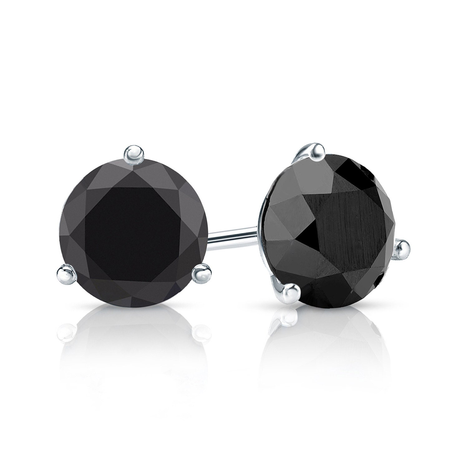 studs with prong meg stud martini by watch diamonds diamond ideal cut three leon
