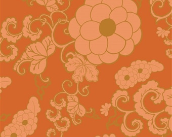 1/2 YARD Pat Bravo Indie Collection Dynasty Mandarin