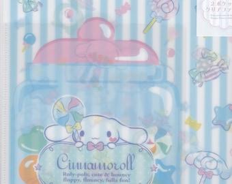Sanrio Original Cinnamoroll A4 File Folder Organizer w/ a A5 Pocket  Price depends on order volume.
