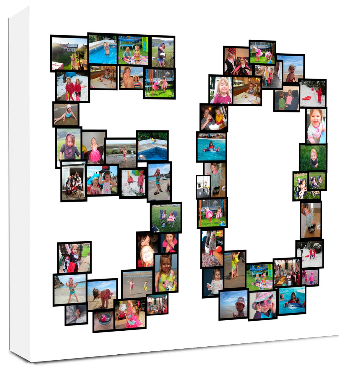 Photo Collage Template Images | Free Vectors, Stock Photos ...