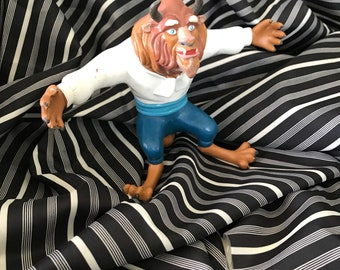 """1990's Beast from Disney's Beauty and the Beast. 5"""" Bend Ems by Just Toys figure."""
