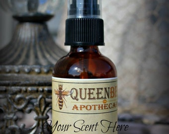 CHOOSE YOUR SCENT - After Shave Spray - Natural - Alcohol Free