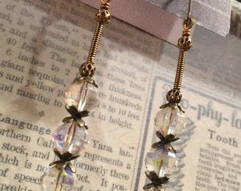 Ice Stacks earrings