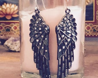 WING AND PRAYER Earrings