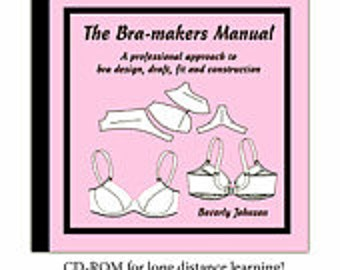 The Bra-makers manual on CD