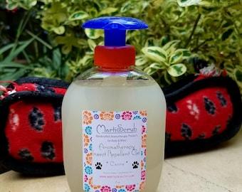 Aromatherapy Flea Tick Repellent Canine Flea Protection