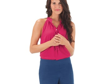 Scallop Monogrammed Shorts