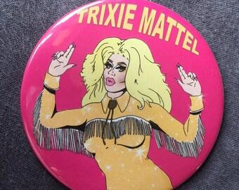 Trixie Mattel Pocket Mirror