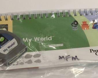 Cricut Cartridge My World