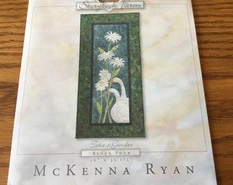 McKenna Ryan - TAKE A GANDER - Block Four - Storybook Farm - Quilt Pattern Only
