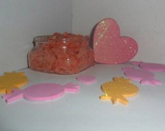 Pink Sugar Type Body Scrub