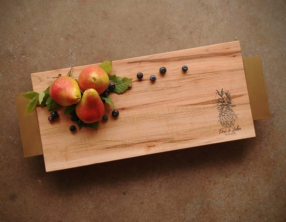 One of A Kind Maple Serving Tray