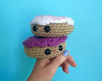 Crochet Delicious Donut Pattern