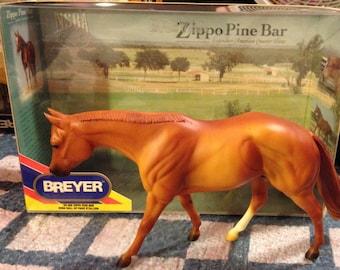 Breyer Model Horse: Zippo Pine Bar NSBA Hall of Fame Stallion