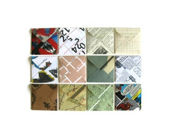 Assorted Envelopes Mini Stationery Set