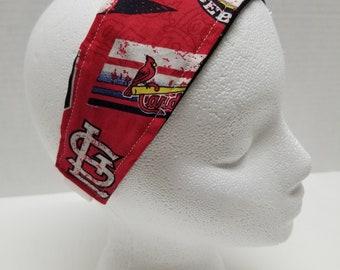 STL Cardinals Hairband