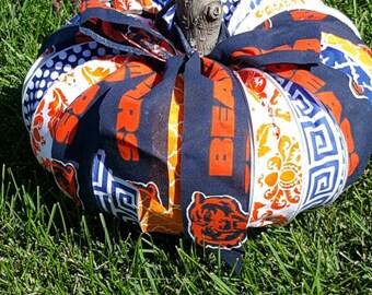 SALE!!! Chicago Bears Pumpkins
