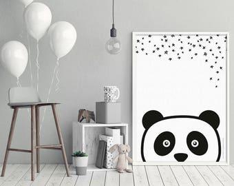 Poster / Poster Ayron Panda