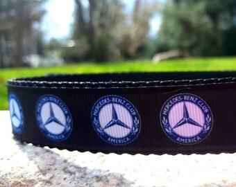 Car dog collar | Etsy Bentley Car Emblem Dog Collar on