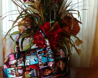 Michelle and Barack Obama Purse/Bag