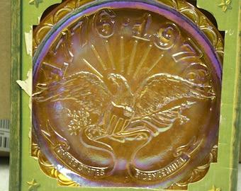 Vintage Bicentennial Collector Plate