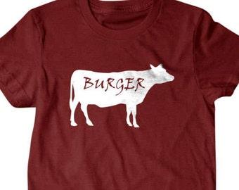 Burger T-shirt, hamburger Funny T shirt, gifts for dad,  shirt, boyfriend, husband