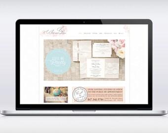 WordPress Website Design, Custom Website Design, Wordpress Theme Design, Wordpress Blog Design, e-Commerce Website, Online Shop Web Design