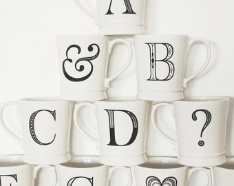 A To Z Alphabet Letter Alphabetty Mug
