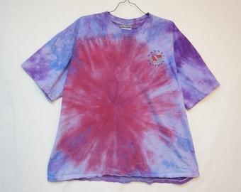 Nassau, Bahamas T-Shirt, Tie Dye, Men's XL 06184