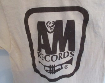 A&M Records Big Brothers T-Shirt