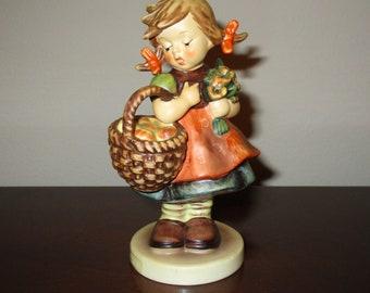 Hummel Goebel Figurine, Autumn Harvest, TMK 7, #355