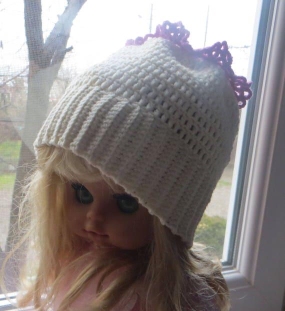 Baby Mädchen Hut Muster Neugeborenen Mütze häkeln Baby Hut