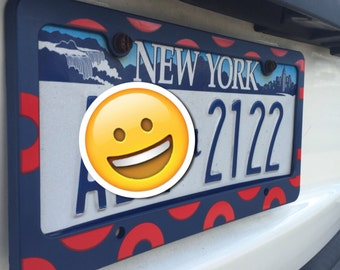 Fishman Donuts / Phish / License Plate Frame / Phrames