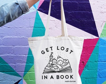 GET LOST | Tote Bag