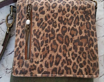 Cork Shoulder Bag