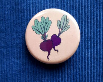 Beets Button