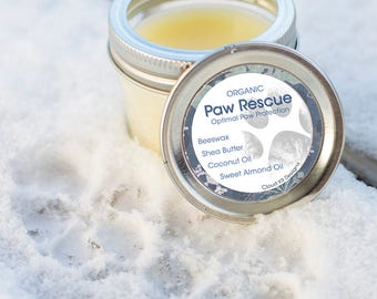 Paw Rescue - Organic Paw & Snout Wax Salve