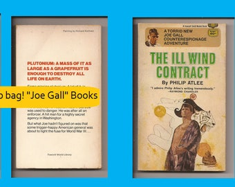 Grab Bag! - Philip Atlee's Joe Gall Novels